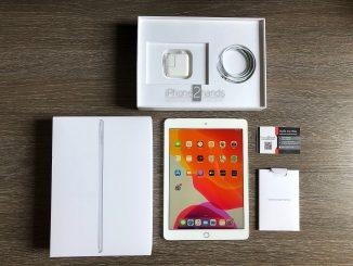 ขาย iPad Gen 6 สีเงิน 128gb Cellular Wifi ศูนย์ไทย มือสอง ราคาถูก