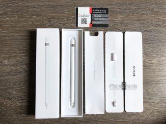ขาย Apple Pencil Gen 1 ศูนย์ไทย มือสอง ราคาถูก