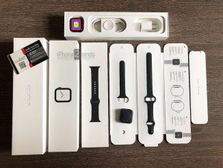 ขาย Apple Watch S4 สีดำ 40MM GPS Cel ศูนย์ไทย มือสอง ราคาถูก