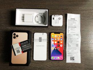 ขาย iPhone 11 Pro Max สีทอง 256gb ประกัน สิงหา 64 พร้อมใบเสร็จ