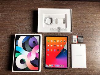 ขาย iPad Air 4 สี Silver 64gb Wifi ประกันยาวๆ 19 มกราคม 65 ปีหน้า