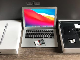 ขาย MacBook Air (13-inch, Early 2015) อุปกรณ์แท้ครบกล่อง มือสอง ราคาถูก