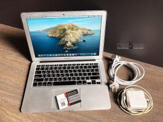 ขาย Macbook Air 13-inch, 2017 เครื่องศูนย์ไทย มือสอง ราคาถูก