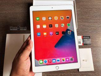 ขาย iPad Air 2 สีทอง 64gb Wifi ศูนย์ไทย มือสอง ราคาถูก