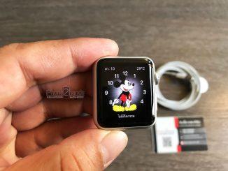 ขาย Apple Watch S1 สี Silver 38MM GPS ศูนย์ไทย มือสอง ราคาถูก