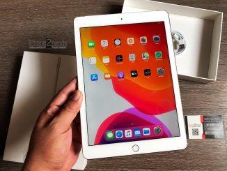 ขาย iPad Air 2 สีทอง 64gb Cellular Wifi มือสอง ราคาถูก