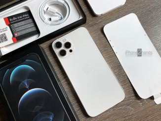 ขาย iPhone 12 Pro Max สีขาว 256gb ประกันยาวๆ 11 เดือน ราคาถูก