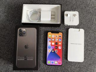 ขาย iPhone 11 Pro สีดำ 64gb มือสอง ราคาถูก สภาพ นางฟ้า ใหม่มากๆ