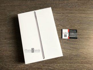 ขาย iPad Gen 8 สีดำ 32gb Wifi ศูนย์ไทย มือ 1 ยังไม่แกะซีล ราคาถูก