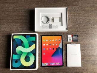 ขาย iPad Air 4 สีเขียว 64gb Wifi ศูนย์ไทย ประกันเหลือ ราคาถูก