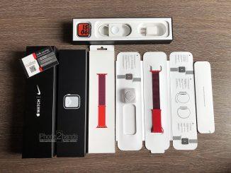 ขาย Apple Watch S5 สี Silver 42MM GPS Cel ศูนย์ไทย มือสอง ราคาถูก