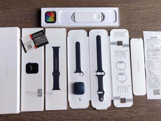 ขาย Apple Watch S6 สีน้ำเงิน 44MM GPS ประกันยาวๆ มกราคม 65 ปีหน้า พร้อมใบเสร็จ