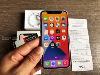 iPhone 12 Mini สีขาว 64gb ศูนย์ AIS ประกันยาวๆ 29 ธันวาคม 64 ราคาถูก