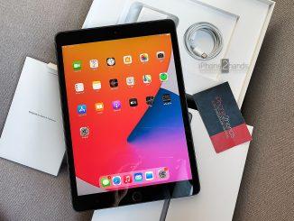 iPad Gen 8 สีดำ 128gb Wifi ศูนย์ไทย ประกันเหลือ ราคาถูก