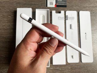 Apple Pencil Gen 1 เครื่องศูนย์ไทย มือสอง ราคาถูก ประกันเหลือ