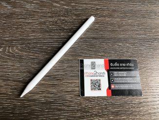 ขาย Apple Pencil Gen 2 เครื่องไทย มือสอง ราคาถูก