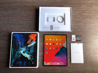 iPad Pro 12.9 Gen 3 สี SIlver 256gb Wifi ศูนย์ไทย ครบกล่อง มือสอง ราคาถูก