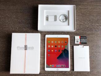 iPad Gen 8 หน้าจอ 10.2 ตัวใหม่ล่าสุด สีทอง 32gb Cellular Wifi เครื่องศูนย์ iStudio อุปกรณ์ครบกล่อง ประกันยาวๆ 25 มกราคม 65 ปีหน้าราคาถูก