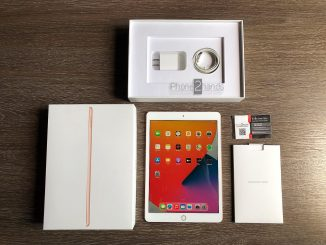 iPad Gen 8 สีทอง 128gb Wifi ศูนย์ไทย ครบกล่อง ประกันเหลือ ราคาถูก