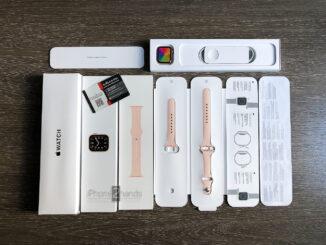 Apple Watch SE สีทอง 40MM GPS Apple Care+ เพิ่ม ประกันยาวๆ 2 ปี ราคาถูก