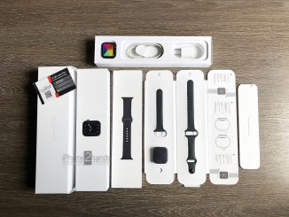 Apple Watch S5 สีดำ 40MM GPS ศูนย์ไทย ครบกล่อง มือสอง ราคาถูก