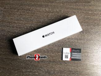 Apple Watch SE สี Silver 40MM GPS ศูนย์ไทย มือ 1 ยังไม่แกะกล่อง ประกันเต็มๆ 1 ปี