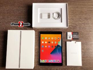 iPad Gen 8 สีดำ 32gb Wifi ศูนย์ไทย ครบกล่อง ประกันเหลือ ราคาถูก