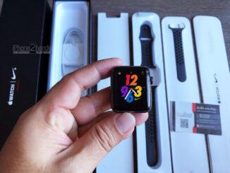 Apple Watch S3 สีดำ 42MM Cellular ศูนย์ไทย มือสอง ราคาถูก