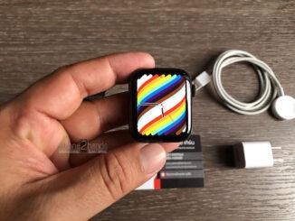 Apple Watch S4 สีดำ 44MM Cellular GPS ศูนย์ไทย มือสอง ราคาถูก ตัวแพงสุด