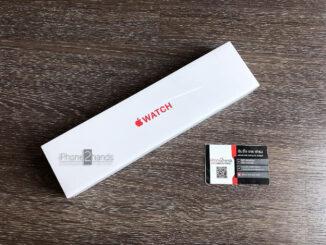 Apple Watch S6 สีแดง 40MM GPS มือ 1 ประกัน 1 ปีเต็มๆ ยังไม่แกะซีล ราคาถูก