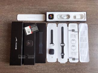 Apple Watch S5 Nike สีดำ 40MM GPS ศูนย์ไทย มือสอง ราคาถูก