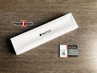 Apple Watch SE สีดำ 40MM GPS ศูนย์ไทย มือ 1 ยังไม่แกะซีล ประกันเต็มๆ 1 ปี ยังไม่เริ่ม