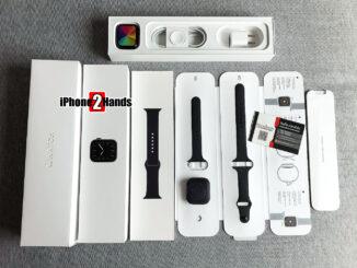Apple Watch Series 5 สีดำ 44MM GPS ศูนย์ไทย มือสอง ราคาถูก