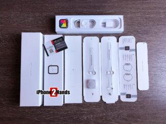 Apple Watch Series 4 สี Silver 40MM GPS ศูนย์ไทย มือสอง ราคาถูก