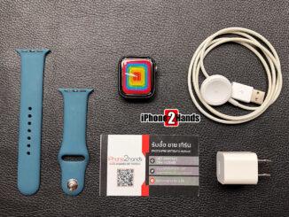 Apple Watch S5 สีดำ 40MM GPS Cellular เครื่องศูนย์ไทย มือสอง ราคาถูก