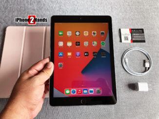 iPad Gen 6 สีดำ 32gb Wifi เครื่องศูนย์ไทย มือสอง ราคาถูก