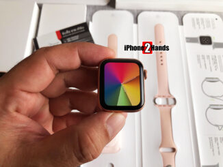 Apple Watch S6 สีชมพู 40MM GPS ประกันยาวๆ 17 กุมภาพันธ์ 65 ปีหน้า ราคาถูก
