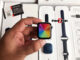 Apple Watch S6 สีน้ำเงิน 44MM GPS ศูนย์ไทย ครบกล่อง พร้อมใบเสร็จ ประกันเหลือ ราคาถูก
