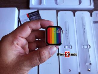 Apple Watch SE สี Silver 40MM GPS ศูนย์ไทย มือสอง ประกันยาวๆ 11 เดือน ราคาถูก