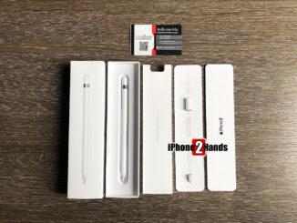 Apple Pencil Gen 1 เครื่องศูนย์ iStudio อุปกรณ์ครบกล่อง ประกันเหลือ ราคาถูก