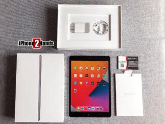 iPad Gen 8 สีดำ 32gb Cellular Wifi เครื่องศูนย์ไทย ประกันเหลือ ราคาถูก