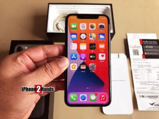 iPhone 11 Pro สีเขียว 64gb มือสอง เครื่องศูนย์ AIS พร้อมใบเสร็จ ราคาถูก
