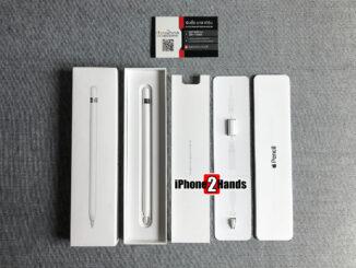 ขาย Apple Pencil Gen 1 เครื่องศูนย์ iStudio อุปกรณ์ครบกล่อง ประกันเหลือ ราคาถูก