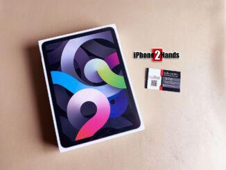 iPad Air 4 สีดำ 64gb Wifi ศูนย์ไทย มือ 1 ยังไม่แกะซีล ประกันเต็มๆ 1 ปี ยังไม่เริ่ม ราคาถูก