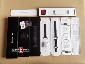 Apple Watch S6 Nike สีดำ 40MM GPS ศูนย์ไทย ประกันยาวๆ 11 เดือน ราคาถูก