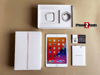 iPad Mini 5 สีทอง 64gb Wifi ศูนย์ไทย มือสอง ราคาถูก