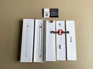 Apple Pencil Gen 1 เครื่องศูนย์ iStudio อุปกรณ์ครบกล่อง ประกันยาวๆ 11 เดือน ราคาถูก