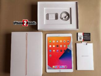iPad Gen 8 สีทอง 128gb Wifi ศูนย์ไทย ประกัน กุมภาพันธ์ 65 ปีหน้า ราคาถูก