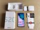 Samsung Galaxy S20 FE 5g สี Cloud Mint 128gb ศูนย์ไทย มือสอง ราคาถูก ประกันเหลือ
