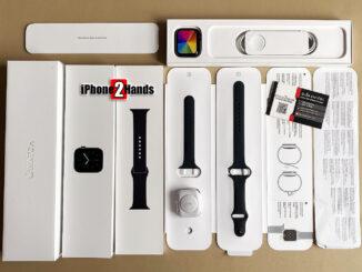 Apple Watch S6 สีดำ 44MM Cellular GPS ประกันยาวๆ พฤษภาคม 65 ปีหน้า ราคาถูก